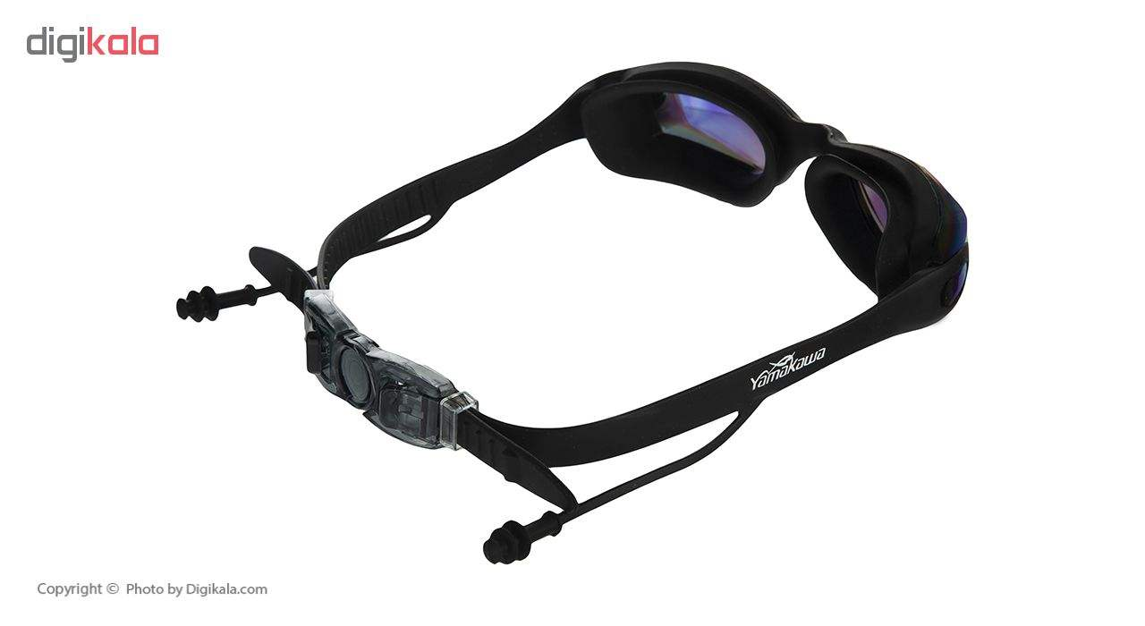 عینک شنا یاماکاوا کد 7136DM-N-7 main 1 3