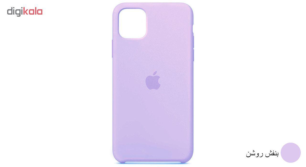 کاور مدل Si1ic0n مناسب برای گوشی موبایل اپل iPhone 11 PRO main 1 24