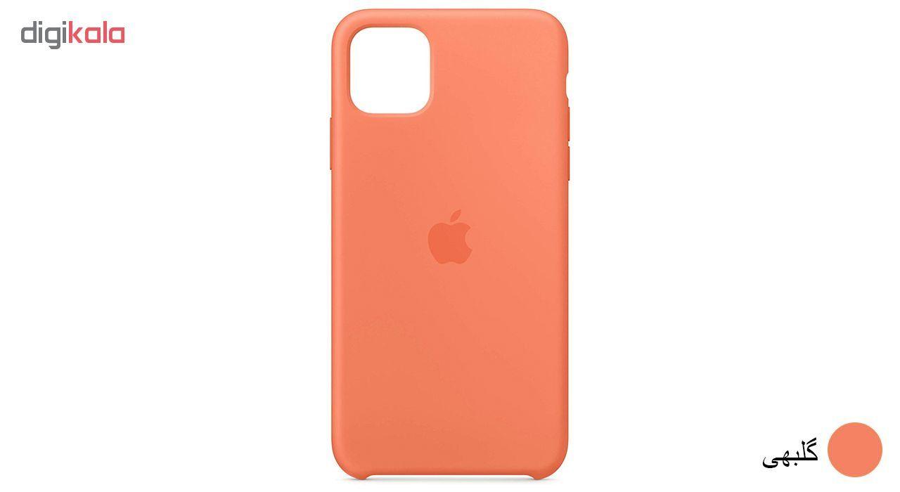 کاور مدل Si1ic0n مناسب برای گوشی موبایل اپل iPhone 11 PRO main 1 16