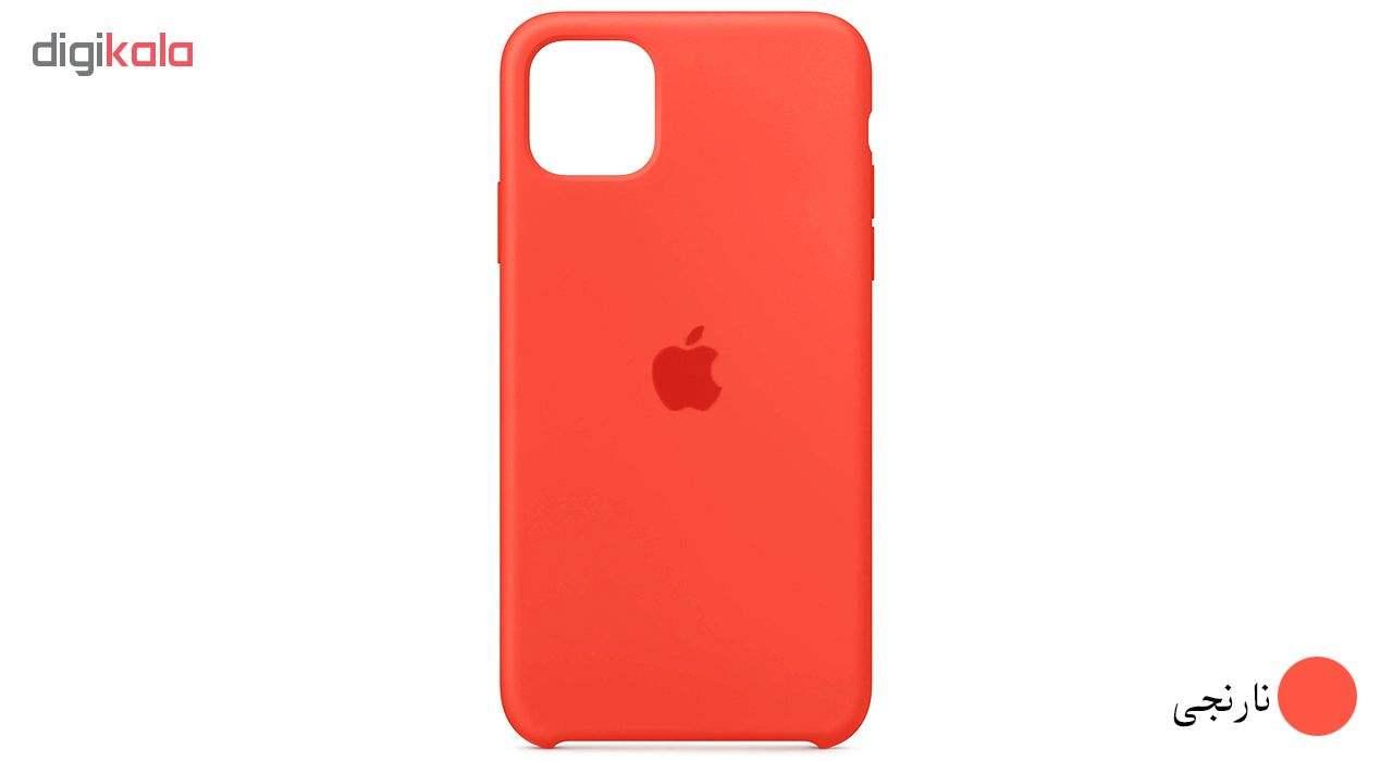 کاور مدل Si1ic0n مناسب برای گوشی موبایل اپل iPhone 11 PRO main 1 18
