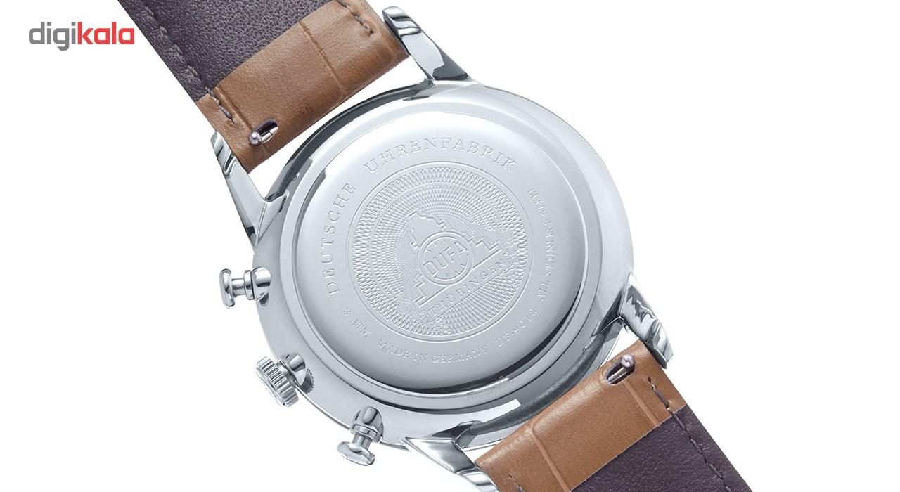 ساعت مچی عقربه ای مردانه دوفا مدل DF-9012-01