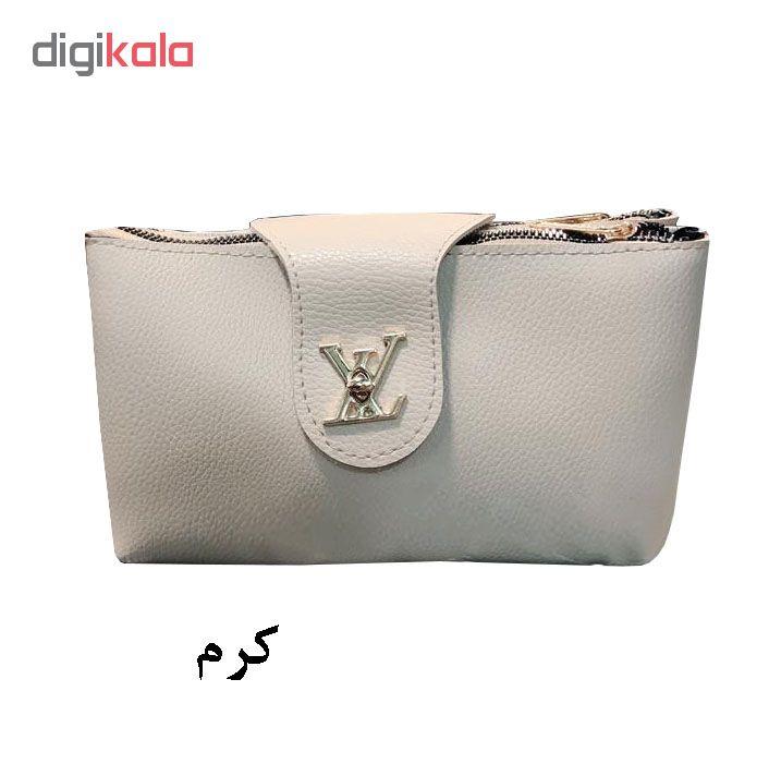 کیف دوشی زنانه مدل PS38