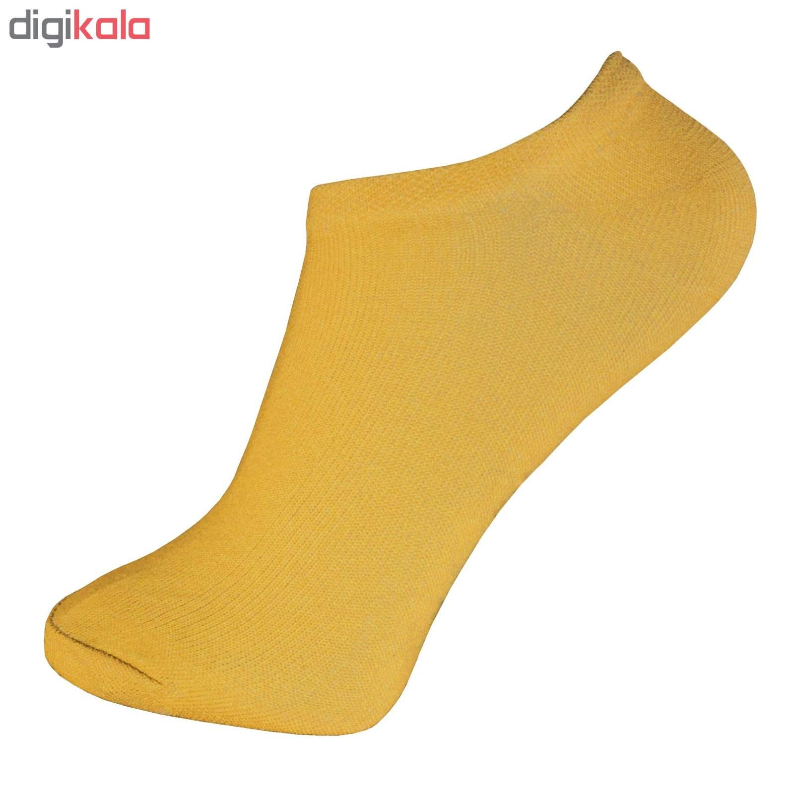 جوراب زنانه پرشیکا کد 1 مجموعه 12 عددی main 1 1