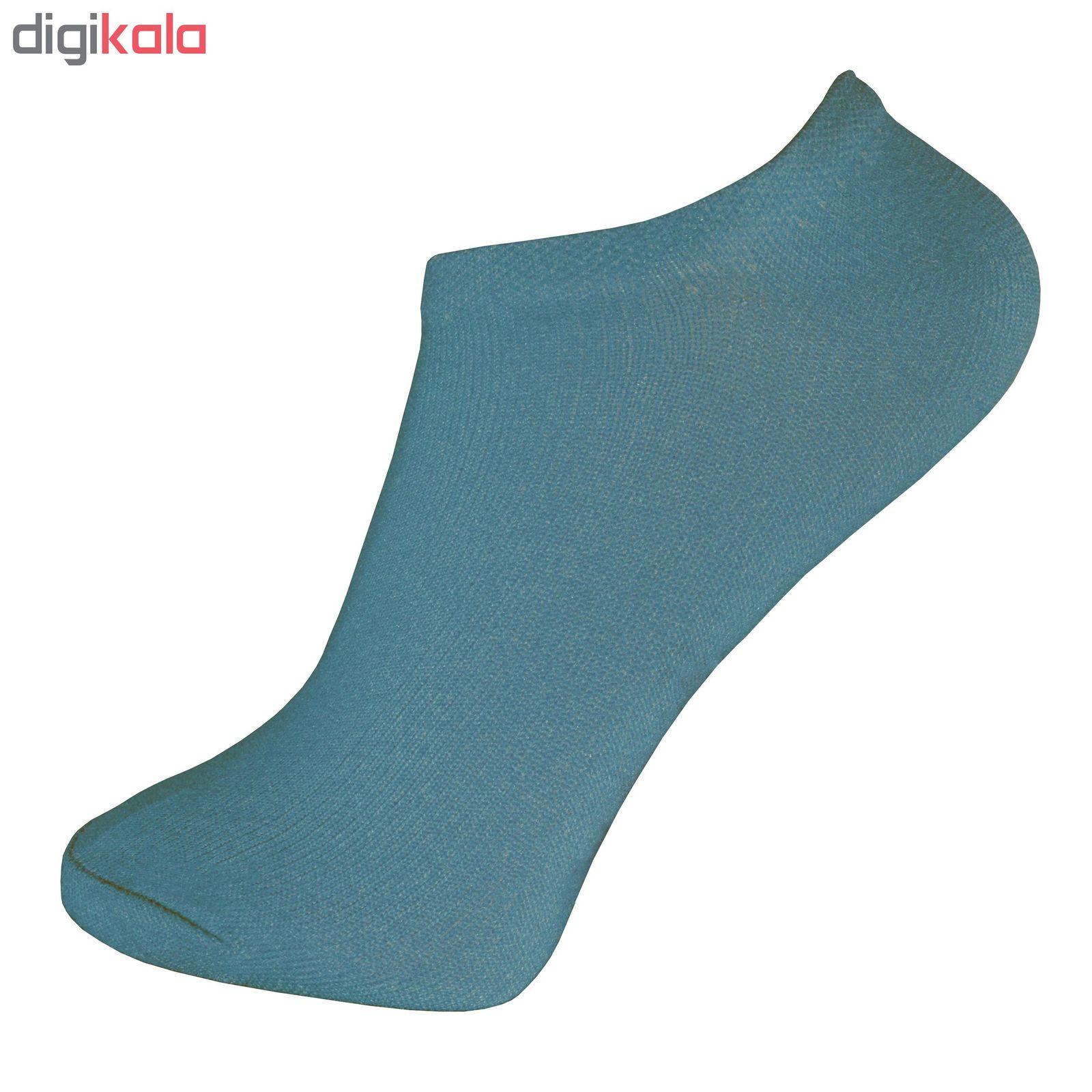 جوراب زنانه پرشیکا کد 1 مجموعه 12 عددی main 1 5