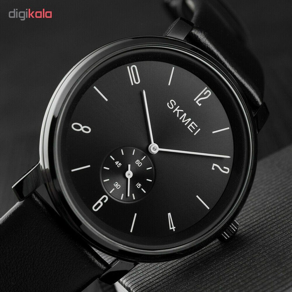 ساعت مچی عقربه ای مردانه اسکمی مدل 1398