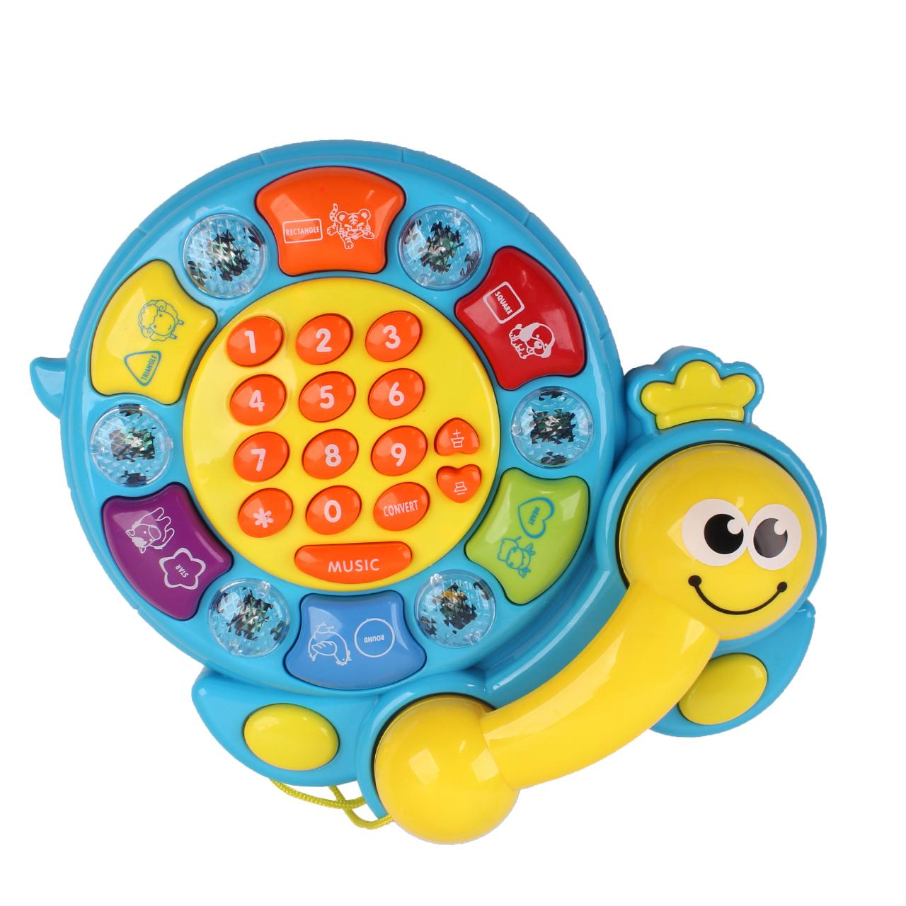 بازی آموزشی مای بیبی طرح تلفن مدل Doctor Torties