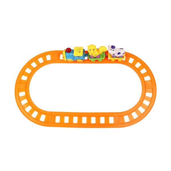 قطار اسباب بازی مدل Le Dong Ee Zoo