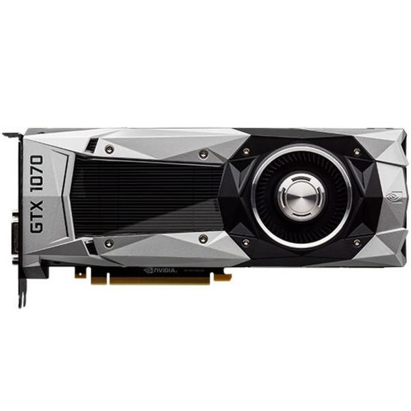 کارت گرافیک انویدیا مدل GeForce GTX 1070