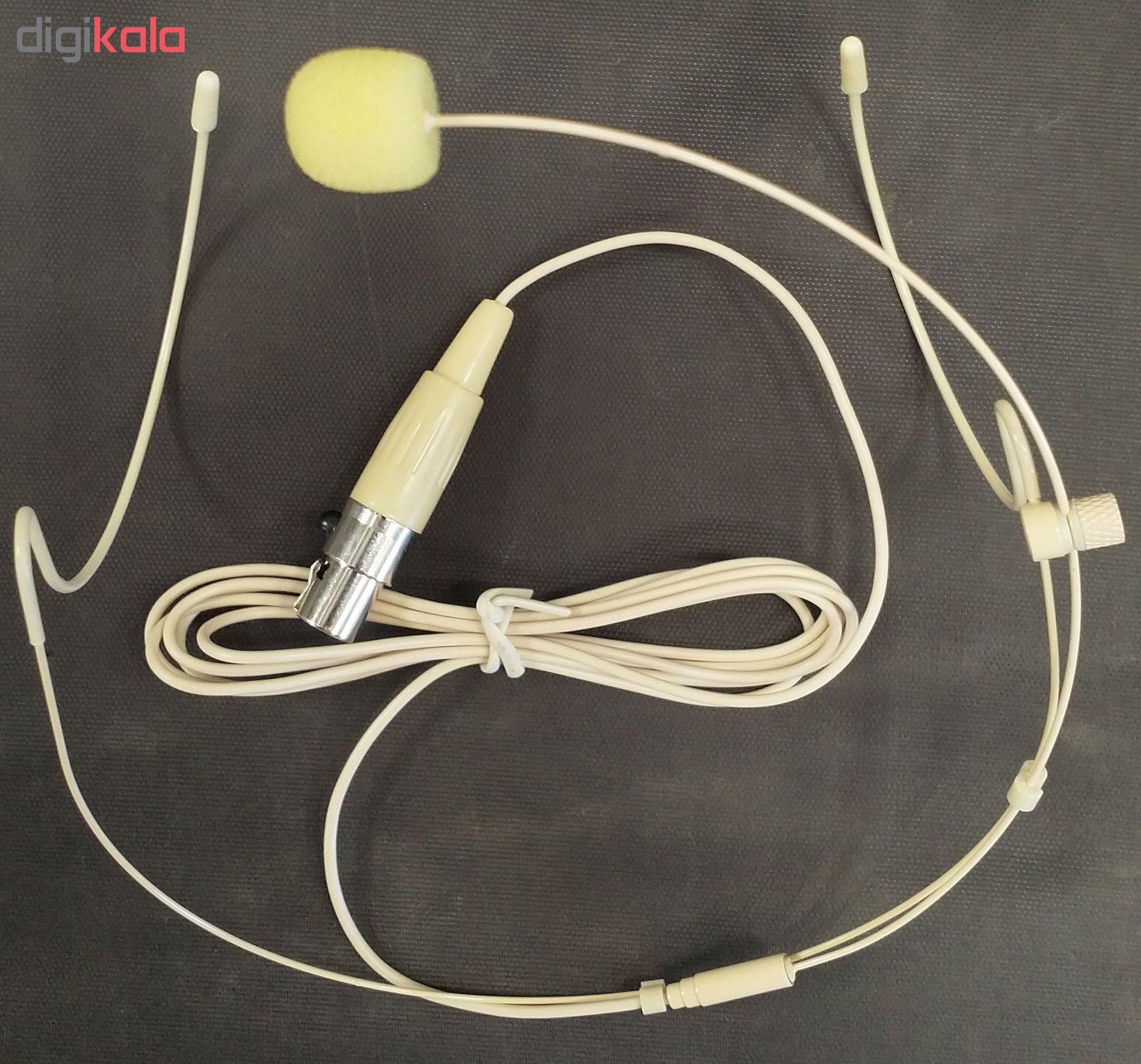 میکروفن بیسیم هدستی مدل SLX14 main 1 10