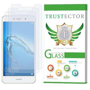 محافظ صفحه نمایش تراستکتور مدل GLS مناسب برای گوشی موبایل هوآوی Y7 Prime بسته 3 عددی
