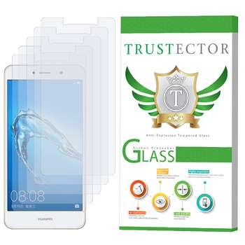 محافظ صفحه نمایش تراستکتور مدل GLS مناسب برای گوشی موبایل هوآوی Y7 Prime بسته 5 عددی