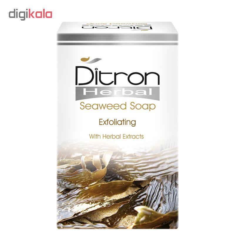صابون شستشو دیترون مدل Seaweed وزن 110 گرم