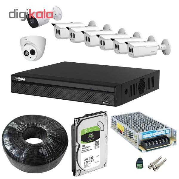 سیستم امنیتی داهوا مدل AG7B1D
