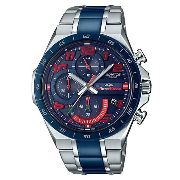 ساعت مچی عقربه ای مردانه کاسیو ادیفایس کد EQS-920TR-2ADR