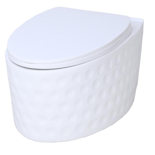 توالت فرنگی لورنزا مدل 4089