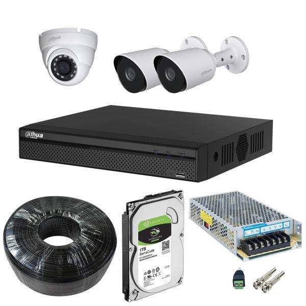 سیستم امنیتی داهوا مدل AG2B1D