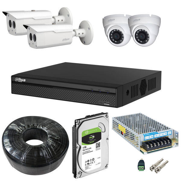 سیستم امنیتی داهوا مدل AG2D2B