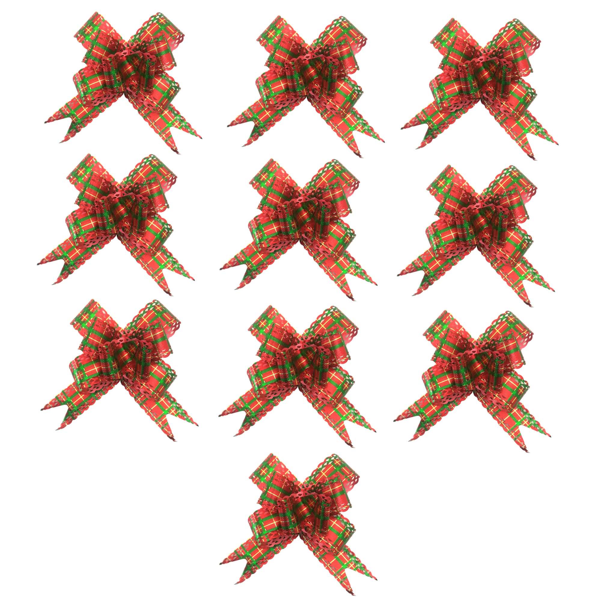 روبان تزئینی کد 109 بسته 10 عددی