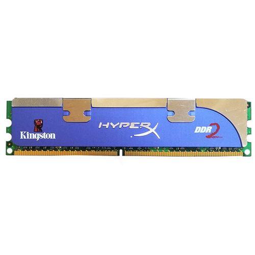رم دسکتاپ DDR2 تک کاناله 1066 مگاهرتز CL5 کینگستون مدل PC2-8500U ظرفیت 2 گیگابایت