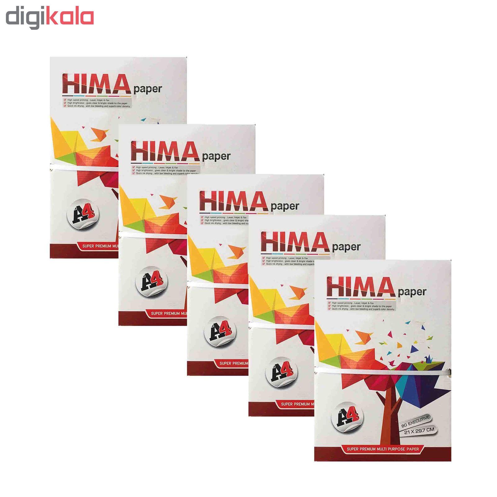 کاغذ A4 هیما کد H05 بسته 5 عددی main 1 1