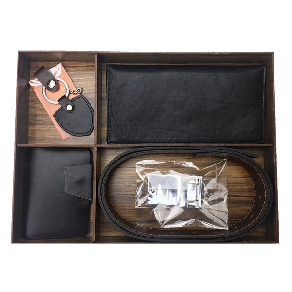 ست هدیه مردانه چرماهنگ کد Sp-T01V