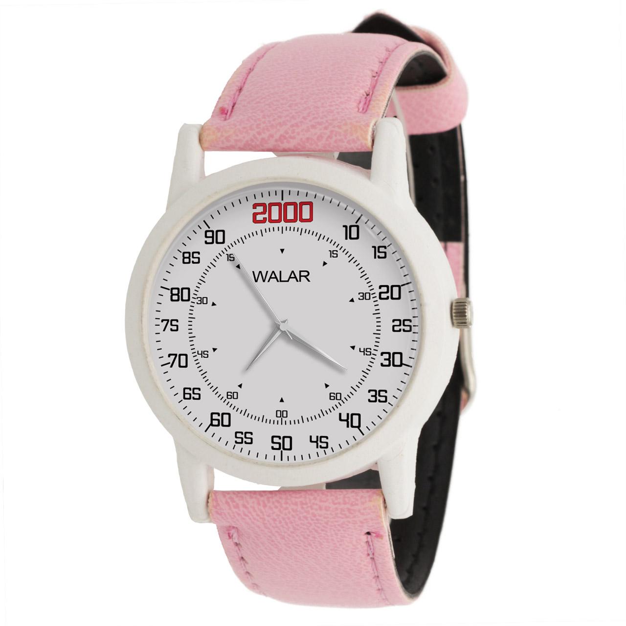 ساعت مچی عقربه ای زنانه والار مدل LF1689
