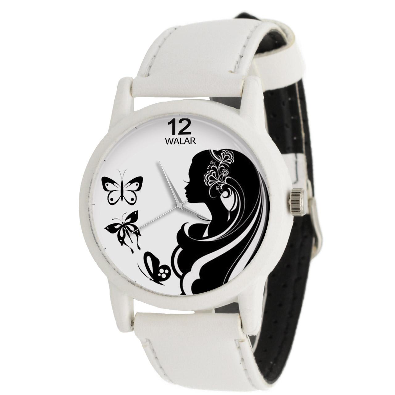 ساعت مچی عقربه ای زنانه والار کد LF1685