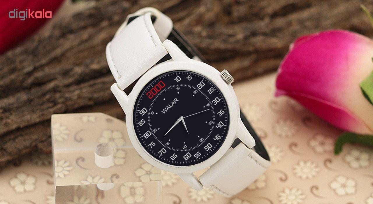 ساعت مچی عقربه ای والار کد LF1678