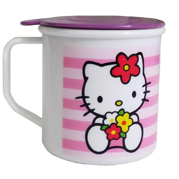 لیوان کودک طرح Hello Kitty