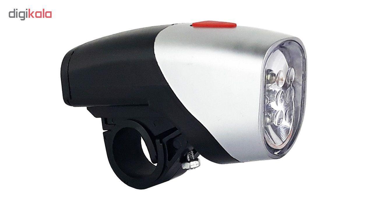 چراغ جلو دوچرخه سان بایک مدل SH-201 main 1 1