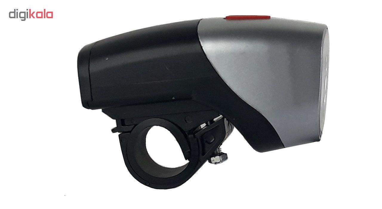 چراغ جلو دوچرخه سان بایک مدل SH-201 main 1 2