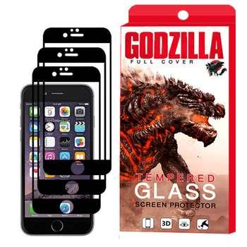 محافظ صفحه نمایش گودزیلا مدل GGF مناسب برای گوشی موبایل اپل Apple iPhone 6 Plus / 6s Plus بسته 3 عددی