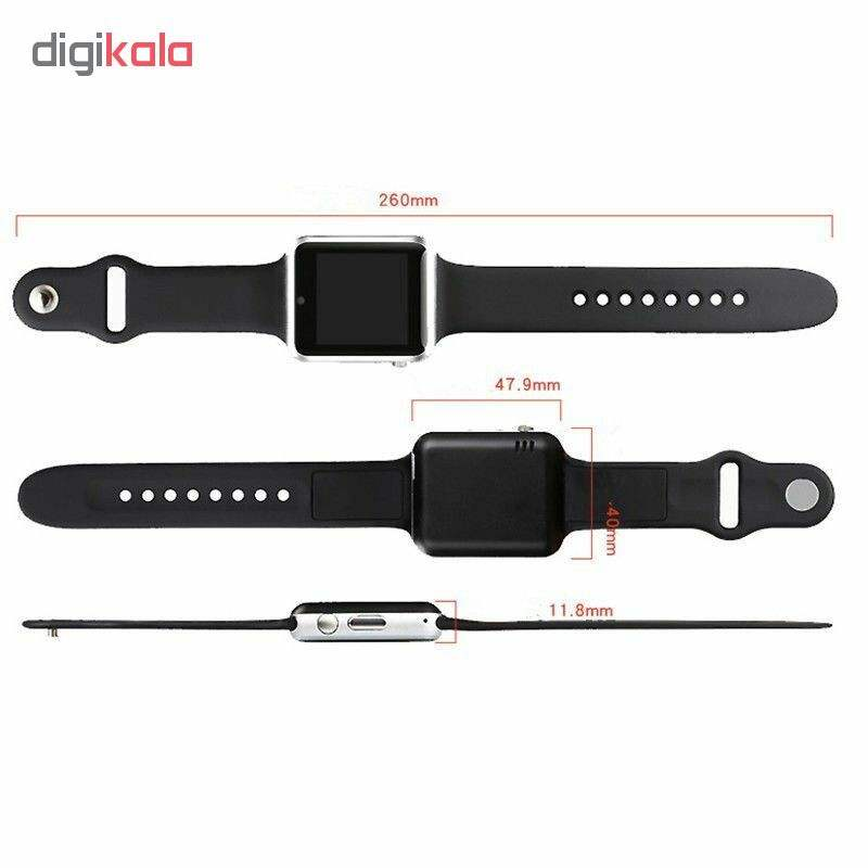 ساعت هوشمند مدل A1  main 1 10