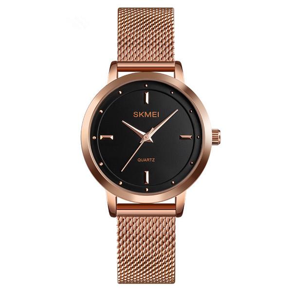 ساعت مچی عقربه ای زنانه اسکمی مدل 1528R