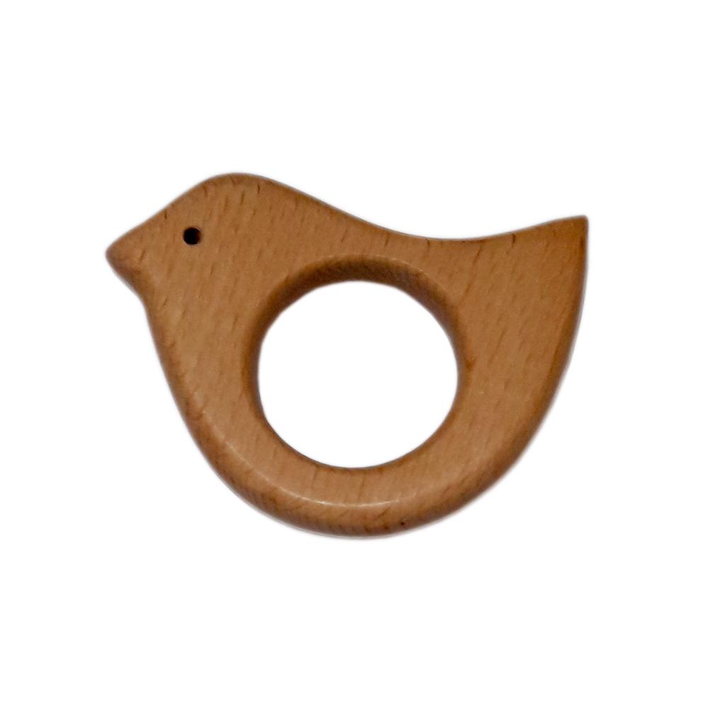 اسباب بازی چوبی طرح گنجشک مدل b1