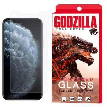محافظ صفحه نمایش گودزیلا مدل GGS مناسب برای گوشی موبایل اپل iPhone 11