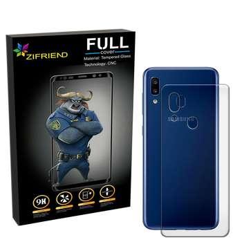 محافظ پشت گوشی زیفرند مدل RZ1 مناسب برای گوشی موبایل سامسونگ Galaxy A20 2019