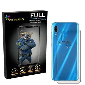 محافظ پشت گوشی زیفرند مدل RZ1 مناسب برای گوشی موبایل سامسونگ Galaxy A30 2019