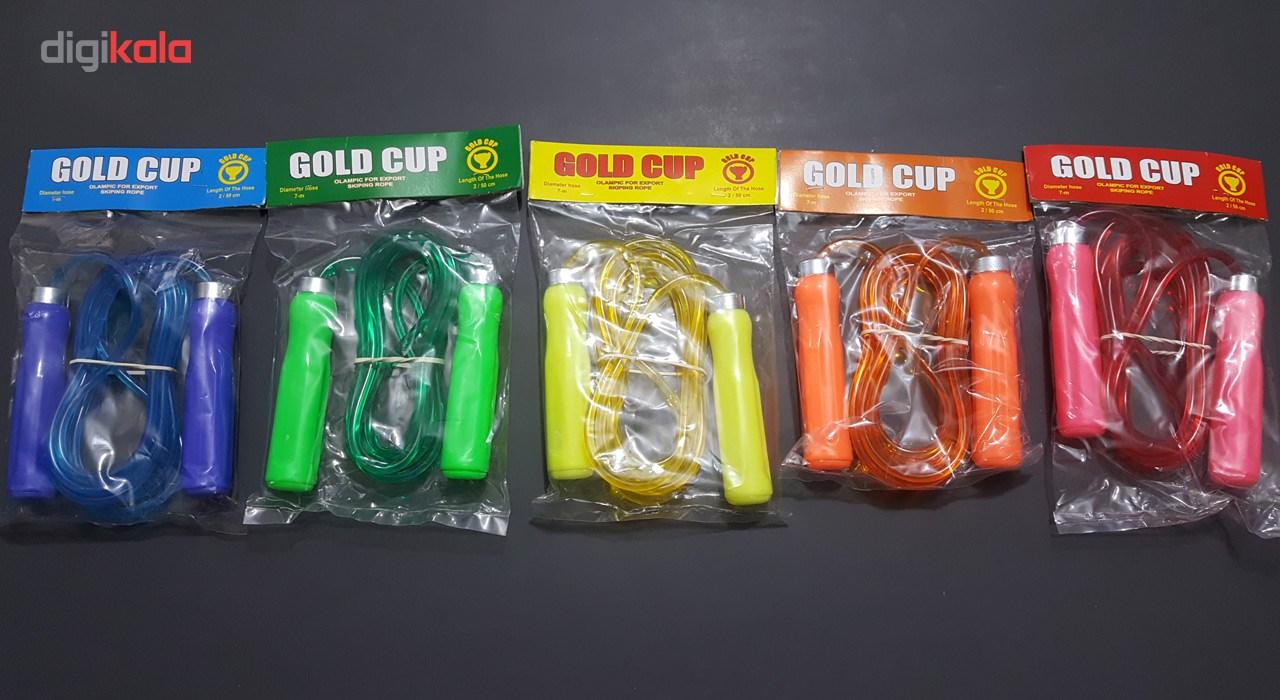 طناب ورزشی تناسب اندام Gold Cup main 1 6