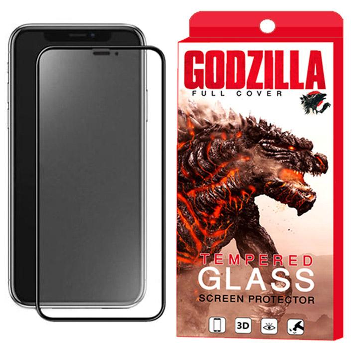 محافظ صفحه نمایش مات گودزیلا مدل GGP مناسب برای گوشی موبایل اپل iPhone 11 Pro Max