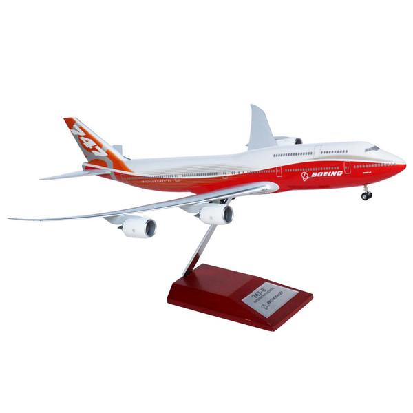 هواپیما طرح بوئینگ 747-8 1.200