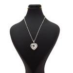 گردنبد زنانه طرح قلب کد YG-136