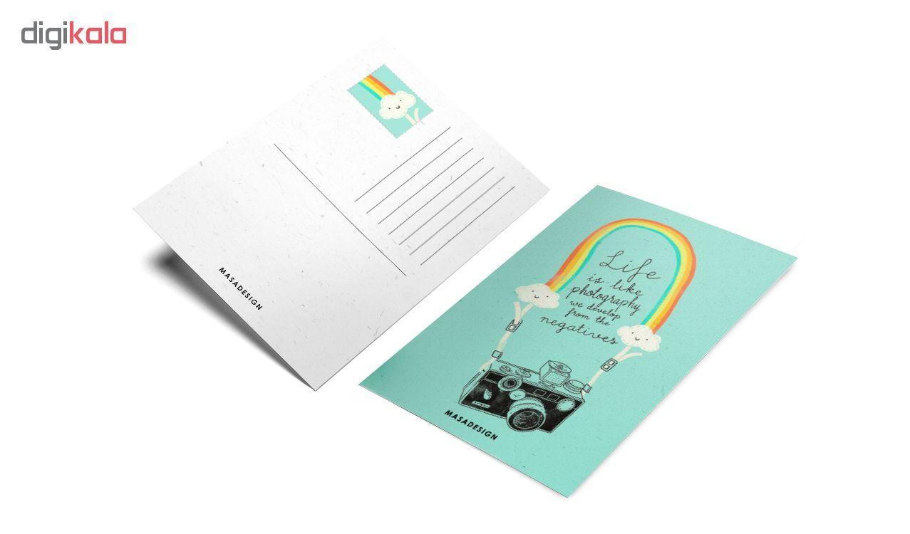 کارت پستال ماسا دیزاین طرح عکاسی کد POST161 main 1 1