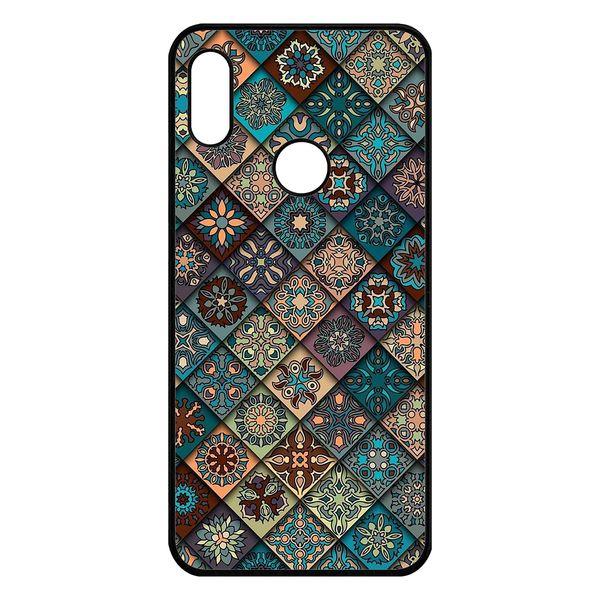 کاور طرح Tile مدل CHL50093 مناسب برای گوشی موبایل هوآوی Y6 2019