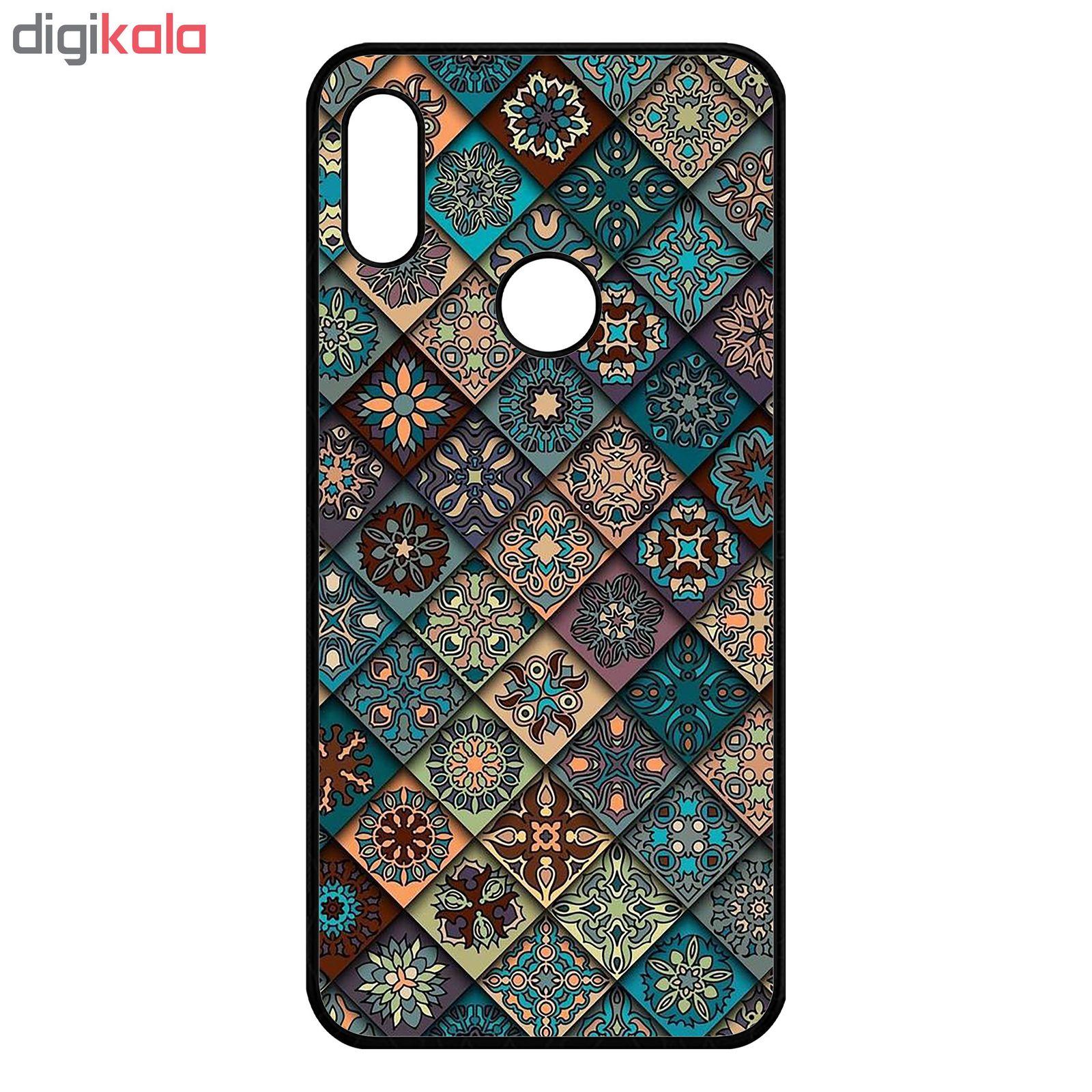 کاور طرح Tile مدل CHL50093 مناسب برای گوشی موبایل هوآوی Y6 2019 main 1 1