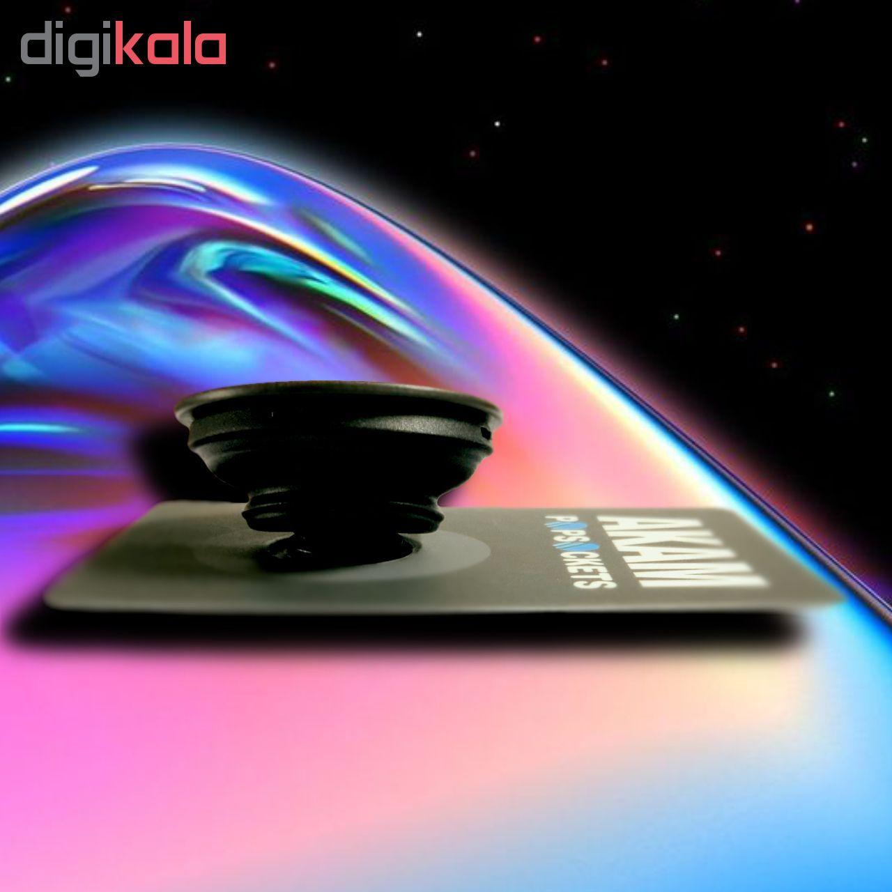 پایه نگهدارنده گوشی موبایل پاپ سوکت آکام مدل APS0286 main 1 6