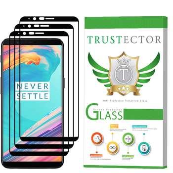 محافظ صفحه نمایش تراستکتور مدل GSS مناسب برای گوشی موبایل وان پلاس 5T بسته 3 عددی