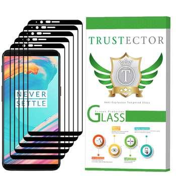 محافظ صفحه نمایش تراستکتور مدل GSS مناسب برای گوشی موبایل وان پلاس 5T بسته 5 عددی