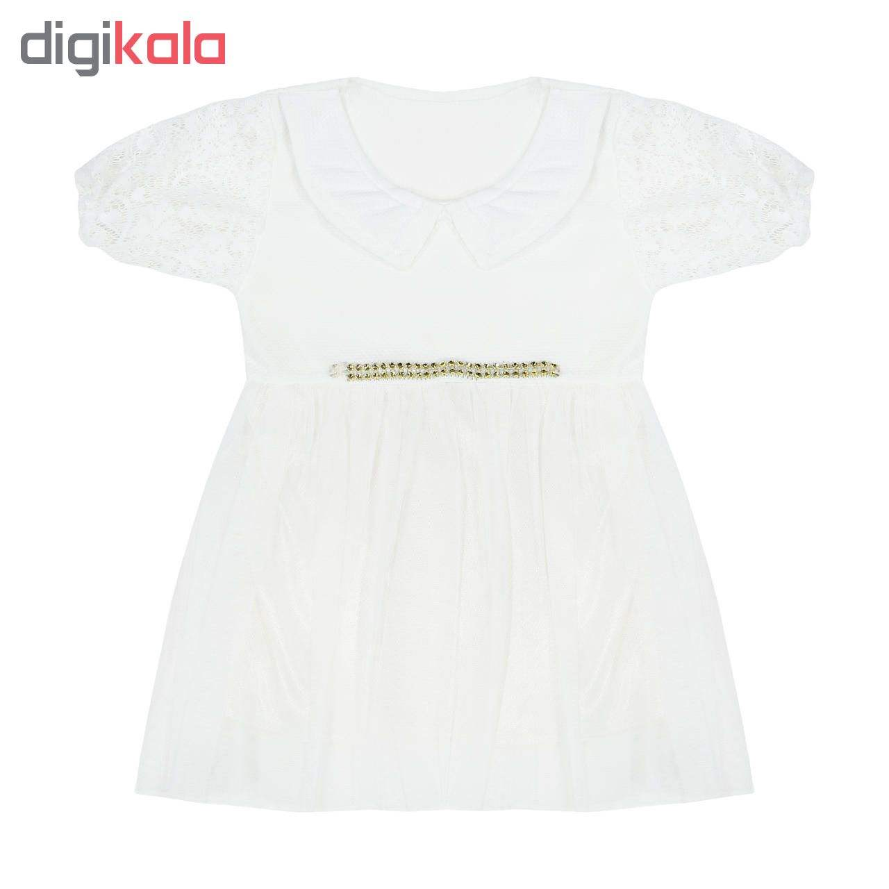 پیراهن دخترانه کد 102.2.1 مجموعه 3 عددی main 1 4