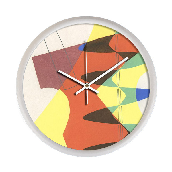 ساعت دیواری مینی مال لاکچری مدل 35Dio3_0722
